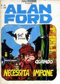Cover Thumbnail for Alan Ford (Editoriale Corno, 1969 series) #67
