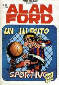 Cover Thumbnail for Alan Ford (Editoriale Corno, 1969 series) #68
