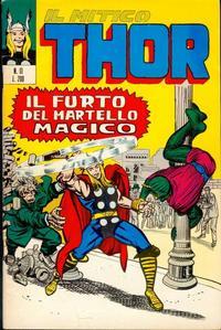 Cover Thumbnail for Il Mitico Thor (Editoriale Corno, 1971 series) #11
