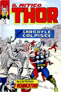 Cover Thumbnail for Il Mitico Thor (Editoriale Corno, 1971 series) #12