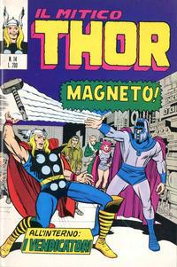 Cover Thumbnail for Il Mitico Thor (Editoriale Corno, 1971 series) #14
