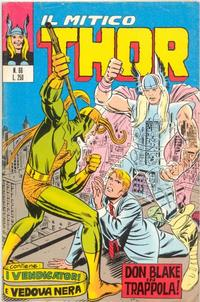 Cover Thumbnail for Il Mitico Thor (Editoriale Corno, 1971 series) #66