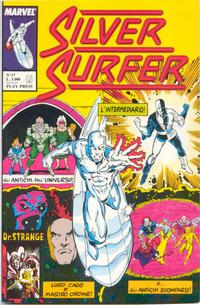 Cover Thumbnail for Silver Surfer (Play Press, 1989 series) #17