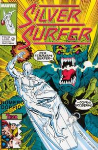 Cover Thumbnail for Silver Surfer (Play Press, 1989 series) #22/23