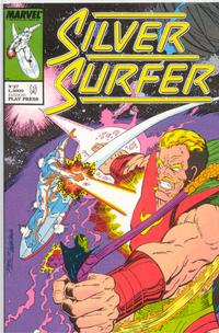 Cover Thumbnail for Silver Surfer (Play Press, 1989 series) #27