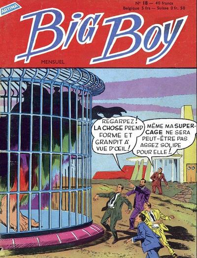 Cover for Big Boy (Arédit-Artima, 1956 series) #18