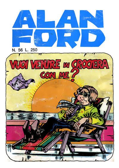 Cover for Alan Ford (Editoriale Corno, 1969 series) #56