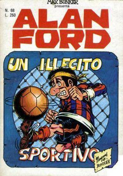 Cover for Alan Ford (Editoriale Corno, 1969 series) #68
