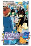 Cover for Eyeshield 21 (Viz, 2005 series) #24