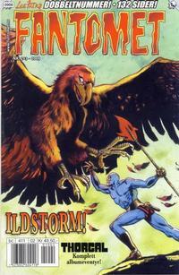 Cover Thumbnail for Fantomet (Hjemmet / Egmont, 1998 series) #2-3/2009