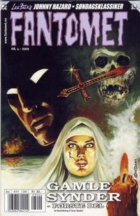 Cover Thumbnail for Fantomet (Hjemmet / Egmont, 1998 series) #4/2009