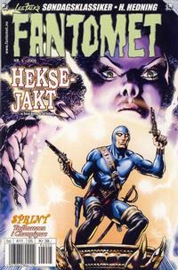 Cover Thumbnail for Fantomet (Hjemmet / Egmont, 1998 series) #5/2009
