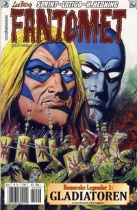 Cover Thumbnail for Fantomet (Hjemmet / Egmont, 1998 series) #6/2009