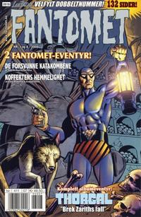 Cover Thumbnail for Fantomet (Hjemmet / Egmont, 1998 series) #7-8/2009