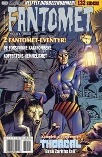 Cover Thumbnail for Fantomet (Hjemmet / Egmont, 1998 series) #7-8/2009