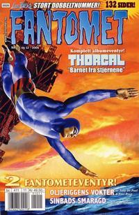 Cover Thumbnail for Fantomet (Hjemmet / Egmont, 1998 series) #11-12/2009
