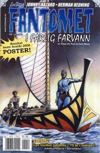 Cover Thumbnail for Fantomet (Hjemmet / Egmont, 1998 series) #14/2009