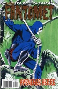 Cover Thumbnail for Fantomet (Hjemmet / Egmont, 1998 series) #17/2009
