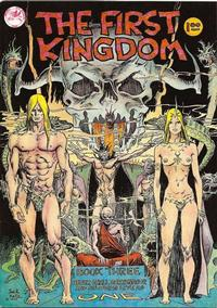 Cover Thumbnail for The First Kingdom (Comics and Comix, 1974 series) #3