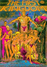 Cover for The First Kingdom (Comics and Comix, 1974 series) #6