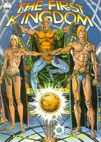Cover Thumbnail for The First Kingdom (Bud Plant, 1975 series) #20