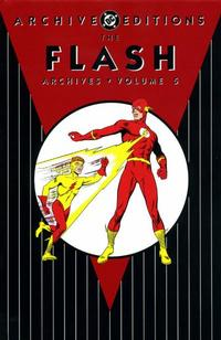 Cover Thumbnail for The Flash Archives (DC, 1996 series) #5