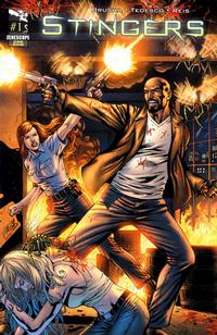 Cover Thumbnail for Stingers (Zenescope Entertainment, 2009 series) #1