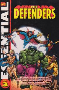 Cover Thumbnail for Essential Defenders (Marvel, 2005 series) #3