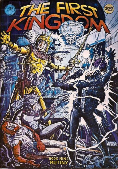 Cover for The First Kingdom (Bud Plant, 1975 series) #9