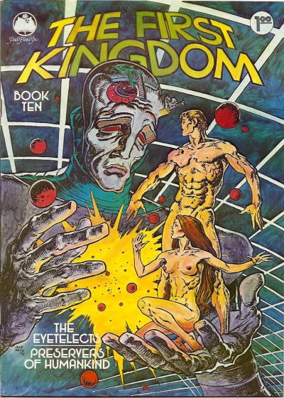 Cover for The First Kingdom (Bud Plant, 1975 series) #10