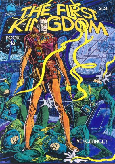 Cover for The First Kingdom (Bud Plant, 1975 series) #13