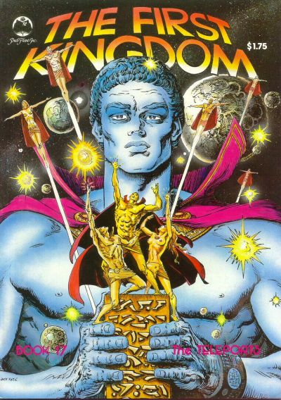 Cover for The First Kingdom (Bud Plant, 1975 series) #17