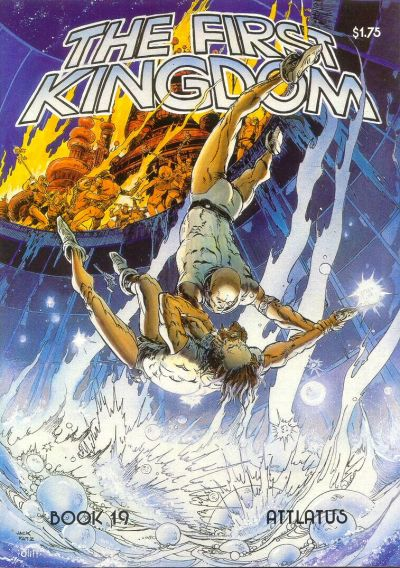 Cover for The First Kingdom (Bud Plant, 1975 series) #19