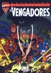 Cover for Biblioteca Marvel: Los Vengadores (Planeta DeAgostini, 1999 series) #2