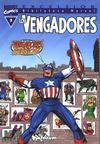 Cover for Biblioteca Marvel: Los Vengadores (Planeta DeAgostini, 1999 series) #3