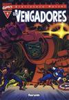 Cover for Biblioteca Marvel: Los Vengadores (Planeta DeAgostini, 1999 series) #4
