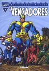 Cover for Biblioteca Marvel: Los Vengadores (Planeta DeAgostini, 1999 series) #5