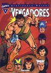 Cover for Biblioteca Marvel: Los Vengadores (Planeta DeAgostini, 1999 series) #6