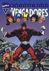 Cover for Biblioteca Marvel: Los Vengadores (Planeta DeAgostini, 1999 series) #7