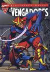 Cover for Biblioteca Marvel: Los Vengadores (Planeta DeAgostini, 1999 series) #8