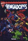 Cover for Biblioteca Marvel: Los Vengadores (Planeta DeAgostini, 1999 series) #9