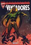 Cover for Biblioteca Marvel: Los Vengadores (Planeta DeAgostini, 1999 series) #10