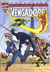 Cover for Biblioteca Marvel: Los Vengadores (Planeta DeAgostini, 1999 series) #12