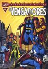 Cover for Biblioteca Marvel: Los Vengadores (Planeta DeAgostini, 1999 series) #15