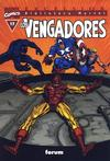 Cover for Biblioteca Marvel: Los Vengadores (Planeta DeAgostini, 1999 series) #17