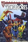 Cover for Biblioteca Marvel: Los Vengadores (Planeta DeAgostini, 1999 series) #20