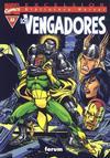 Cover for Biblioteca Marvel: Los Vengadores (Planeta DeAgostini, 1999 series) #22
