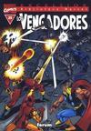 Cover for Biblioteca Marvel: Los Vengadores (Planeta DeAgostini, 1999 series) #25