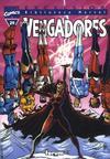 Cover for Biblioteca Marvel: Los Vengadores (Planeta DeAgostini, 1999 series) #29