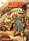 Cover for Aventuras de la Vida Real (Editorial Novaro, 1956 series) #1